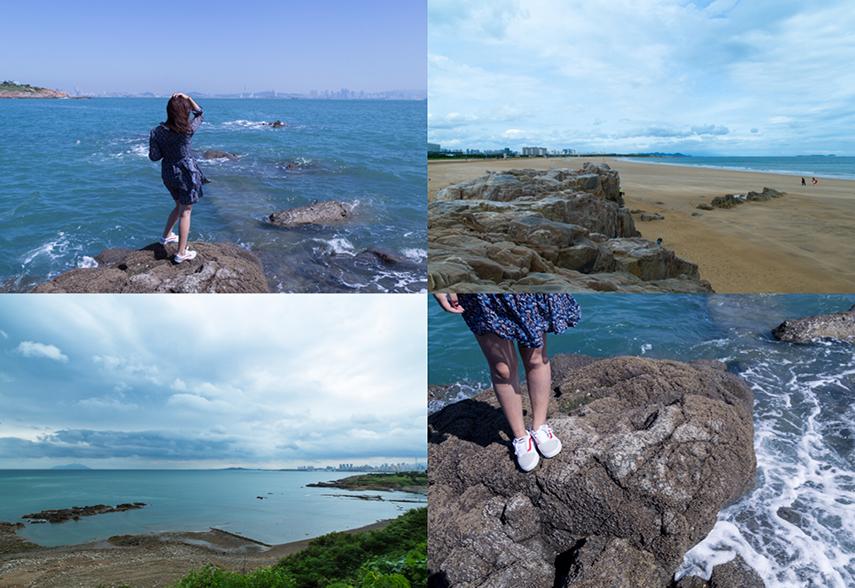 青岛西海岸赶海