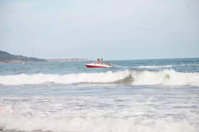 浪荡四人组的青岛之旅——西海岸新区金沙滩