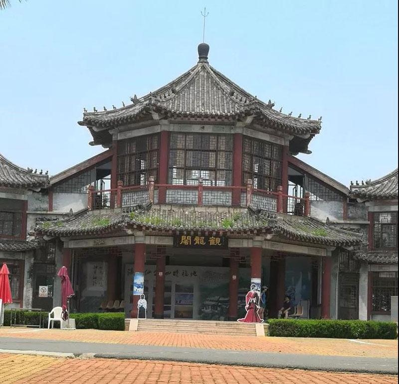 千古名胜:青岛琅琊台风景区